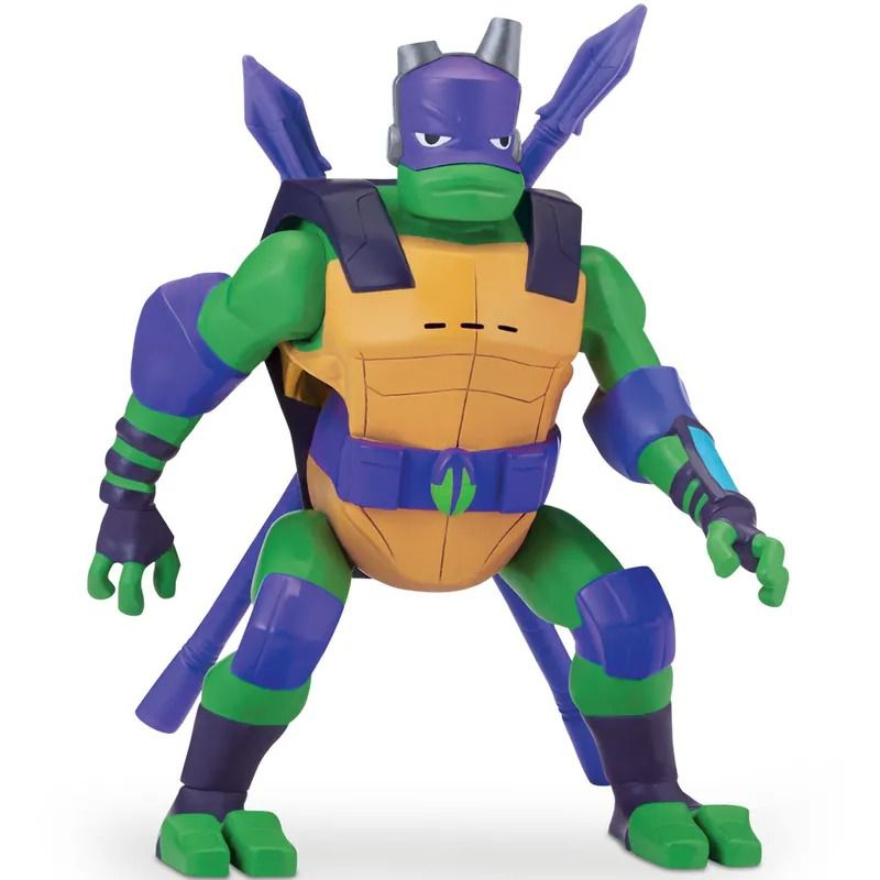 Tartaruga Ninjas Ascensão – Donatello 15 cm Com Som E Função Salto Lateral - Sunny