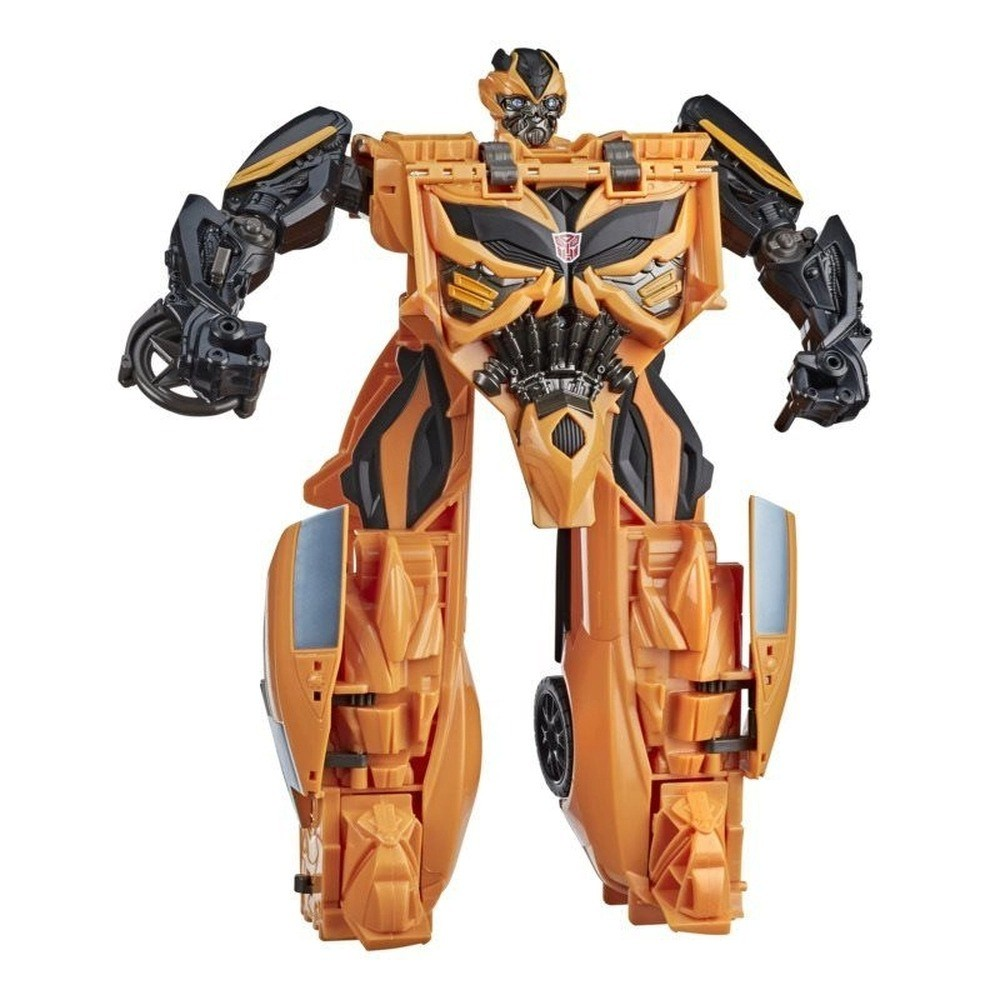 Transformers Buzzworthy Bumblebee  27 cm – Converte em 1 Passo -Hasbro