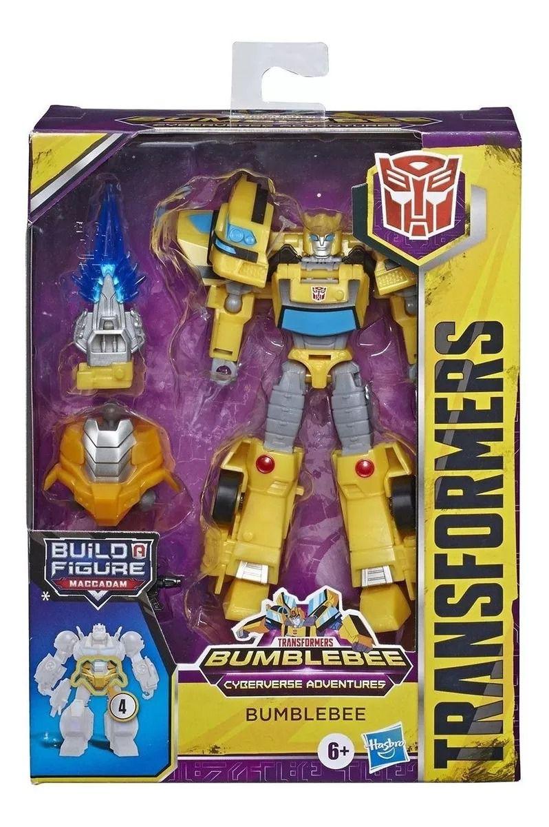 Transformers Cyberverse Adventures - Autobots Bumblebee - Hasbro