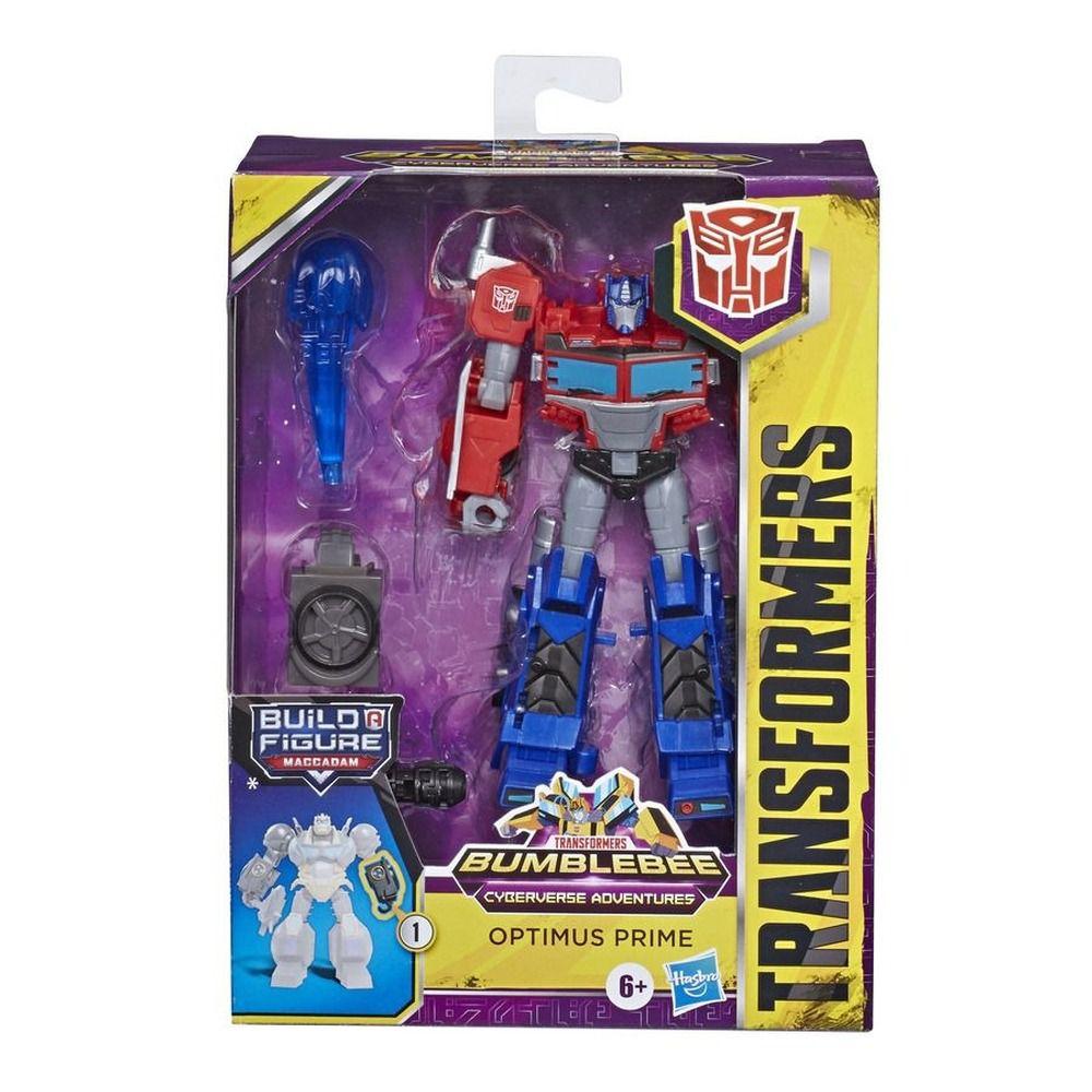 Transformers Cyberverse Adventures - Autobots Optimus Prime - Hasbro