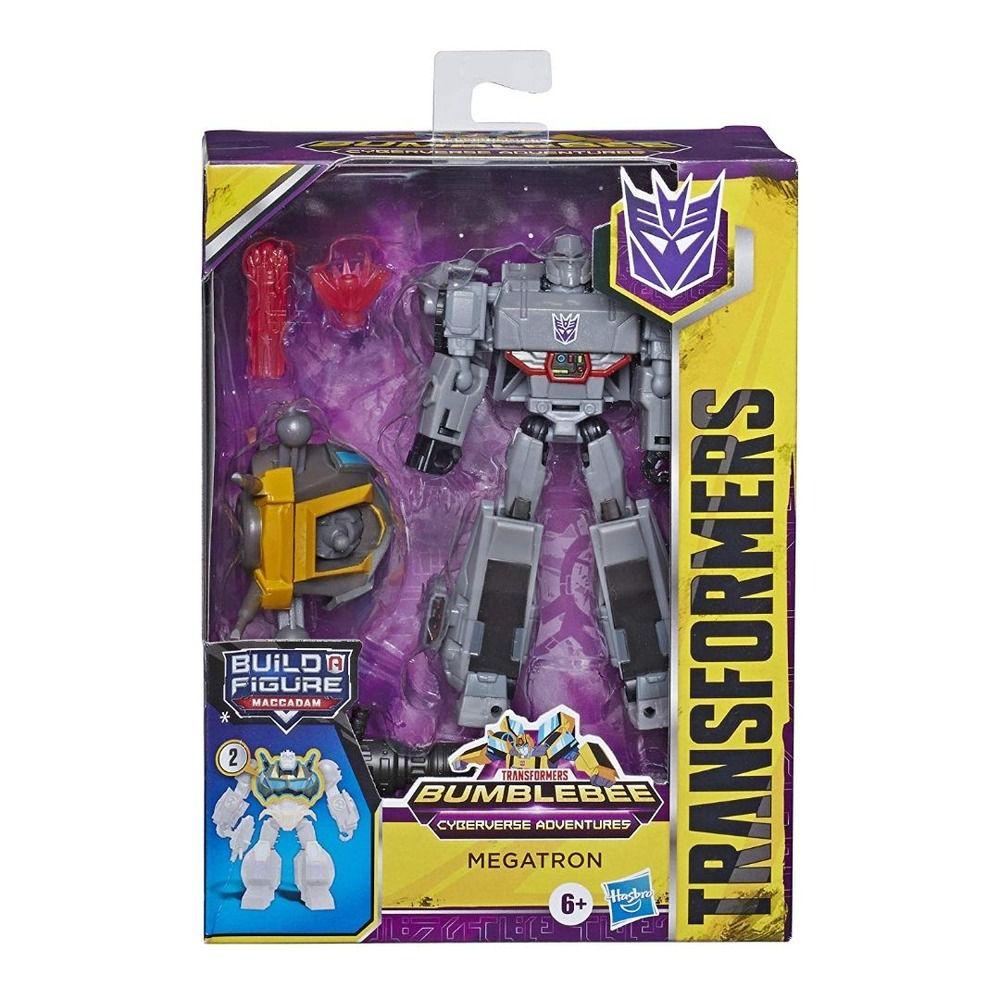 Transformers Cyberverse Adventures - Decepticons Megatron- Hasbro