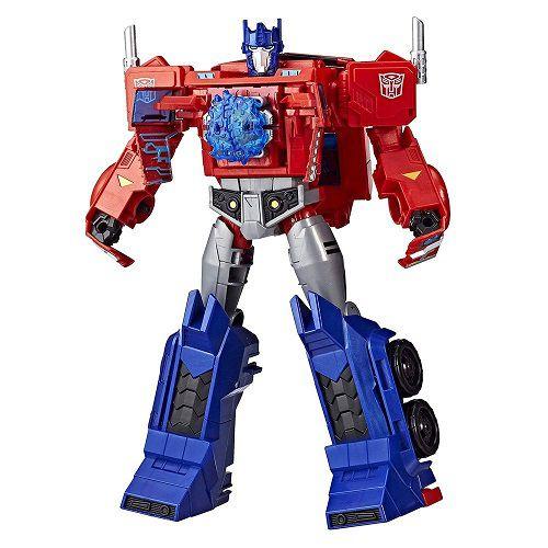 Transformers Cyberverse Ultimate Matrix - Optimus Prime 25 cm hasbro