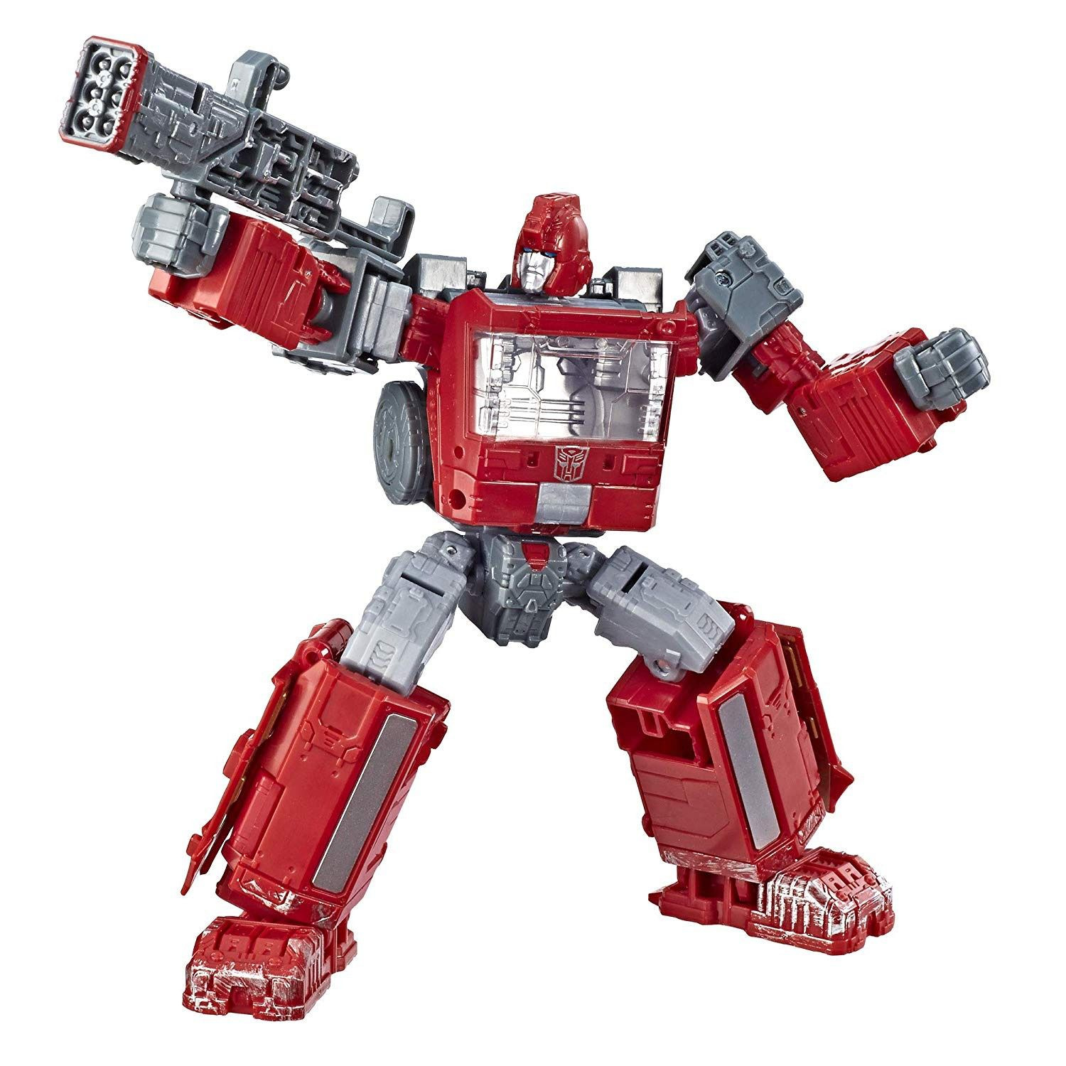 Transformers Deluxe Siege War for Cybertron Trilogy WFC-S21 Ironhide 13cm – Hasbro