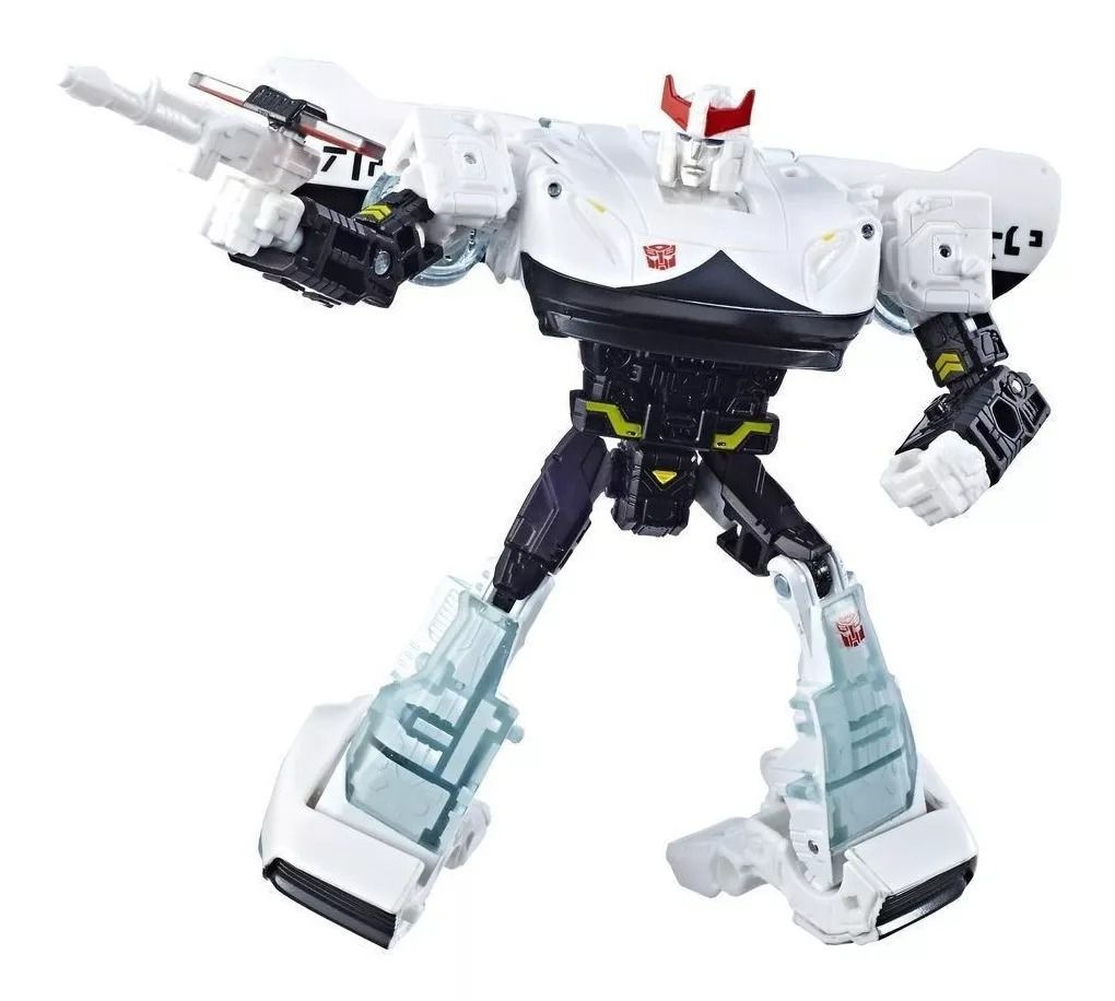 Transformers Deluxe Siege War for Cybertron Trilogy WFC-S23 Prowl 13cm – Hasbro