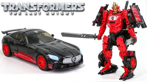 Transformers Filme 5 Deluxe Autobot Drift  14 cm - Hasbro  - Doce Diversão