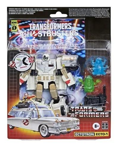 Transformers Ghostbusters Ecto-1 -  Ectotron - Hasbro
