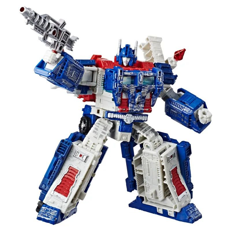 Transformers Leader Siege War for Cybertron Trilogy WFC-S13 Ultra Magnus 22 cm – Hasbro