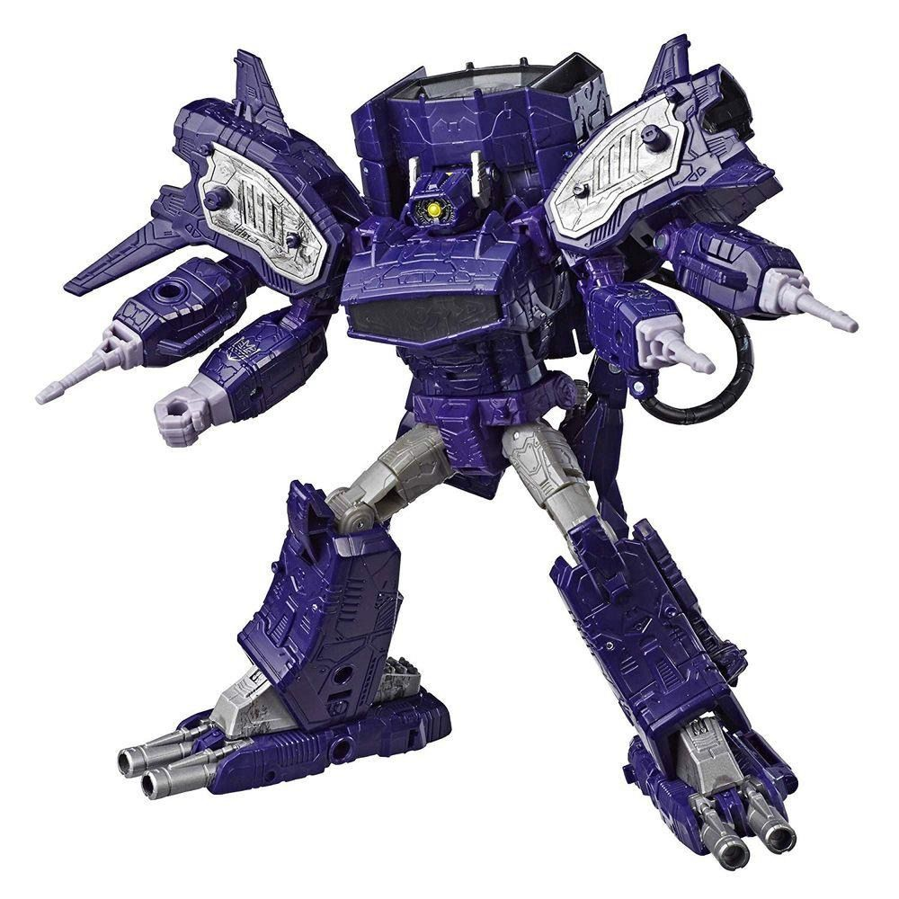 Transformers Leader Siege War for Cybertron Trilogy WFC-S14 Shockwave 22 cm – Hasbro