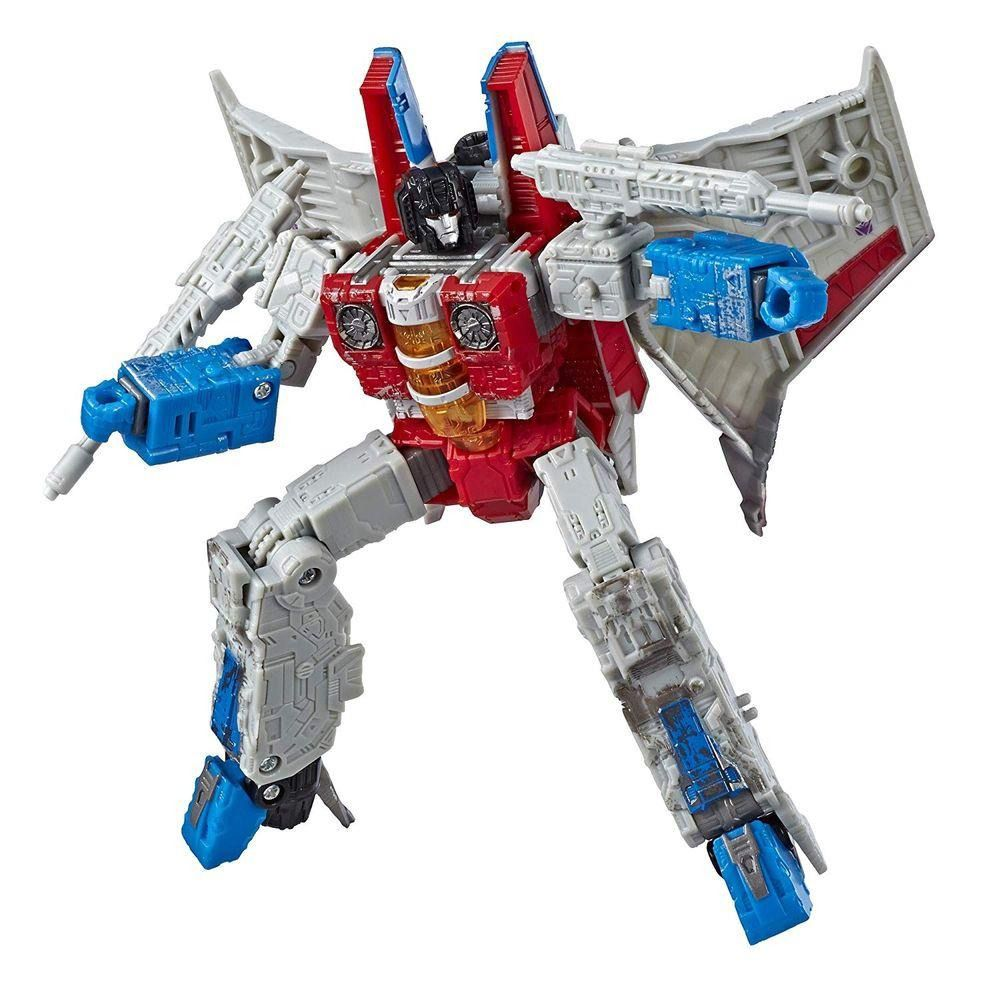 Transformers Voyager Siege War for Cybertron Trilogy WFC-S24 Starscream 17 cm – Hasbro
