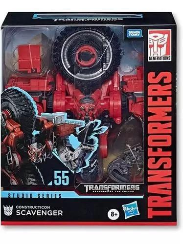 Transformers Studio Series 55 Deluxe Classe Leader - Constructicon Scavenger - Hasbro