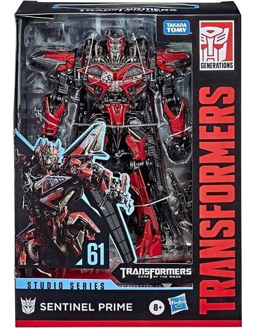 Transformers Studio Series 61 Deluxe – Sentinel Prime - Hasbro