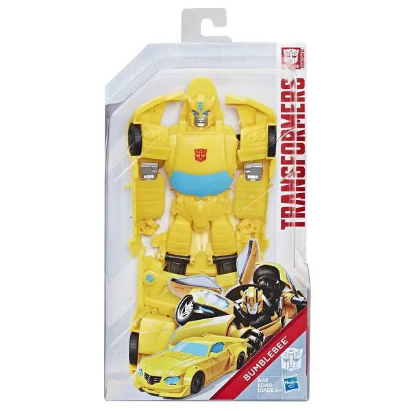 Transformers Titan Changer Autobot Bumblebee 27 cm – Hasbro