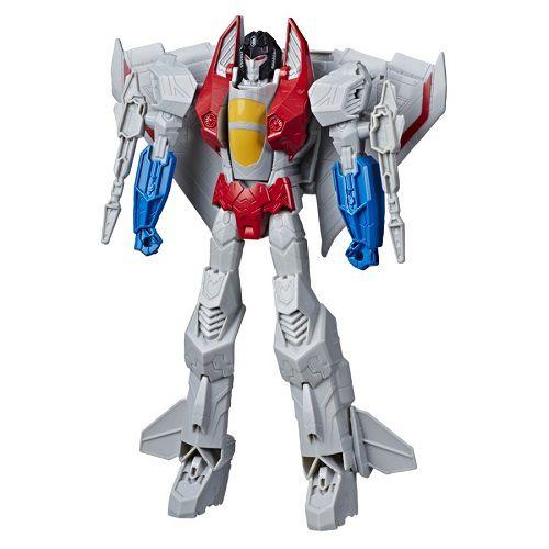 Transformers Titan Changer Decepticon Starscream 27 cm – Hasbro