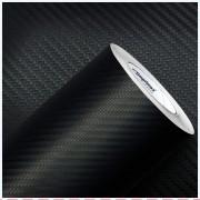 Adesivo Fibra De Carbono 200x 70cm Envelopamento Moldável
