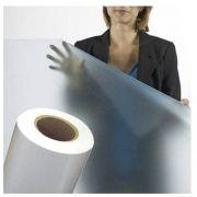 Adesivo Jateado Para Vidro, Box, Janela, Cristal 0,35cm x 5m.