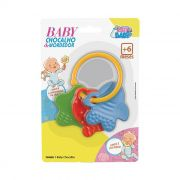 Chocalho Para Bebe Fundo do Mar - Art Baby