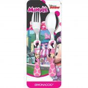 Jogo de Talheres Disney Kids - Minnie 2 peças