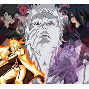 Papel de Parede Adesivo Infantil Naruto Grande Guerra