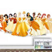 Papel de Parede Adesivo Infantil Princesas