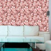 Papel de Parede Adesivo Lavável Floral Sakura F0132