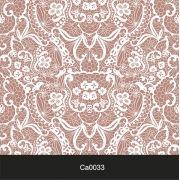 Papel de Parede Lavável Clássico Arabesco ca0033 Rosa Clássico