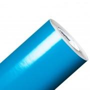 Vinil Adesivo Azul Céu 0,50 cm largura x 1,0 Metro Comprimento