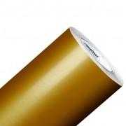 Vinil Adesivo Dourado 0,50 cm largura x 1,0 metro de comprimento.