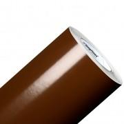 Vinil Adesivo Marrom 0,50 cm largura x 1,0 metro de comprimento.