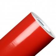 Vinil Adesivo Vermelho Vivo 0,50 cm largura x 1,0 metro de comprimento.