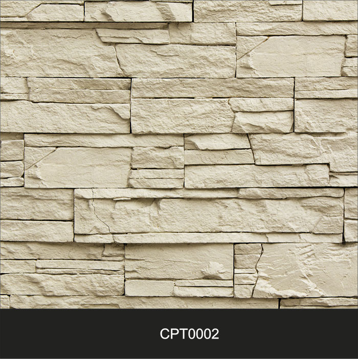 Papel de Parede Adesivo Lavável Pedra Canjiquinha Tijolo CPT0002  - Final Decor