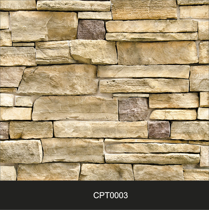 Papel de Parede Adesivo Lavável Pedra Canjiquinha Tijolo cpt0003  - Final Decor