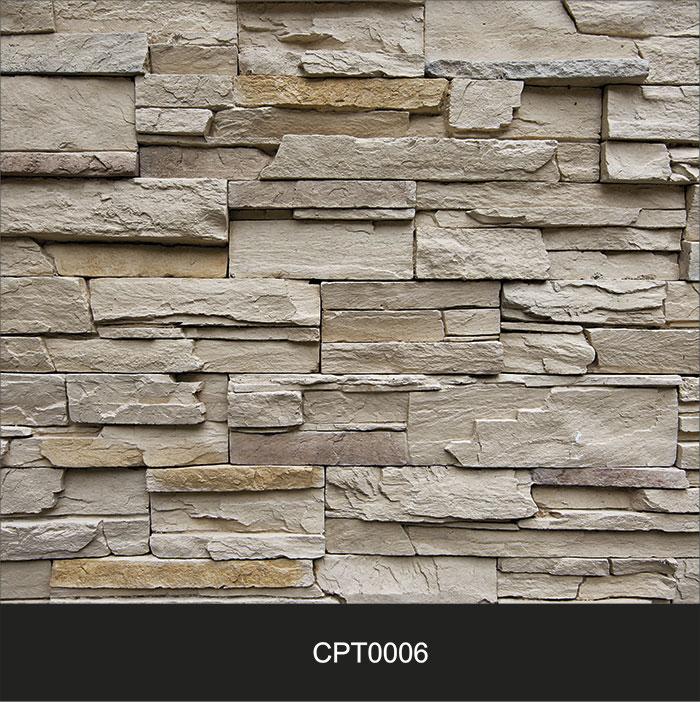 Papel de Parede Adesivo Lavável Pedra Canjiquinha Tijolo cpt0006  - Final Decor