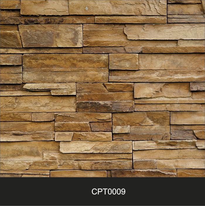 Papel de Parede Adesivo Lavável Pedra Canjiquinha Tijolo cpt0009  - Final Decor