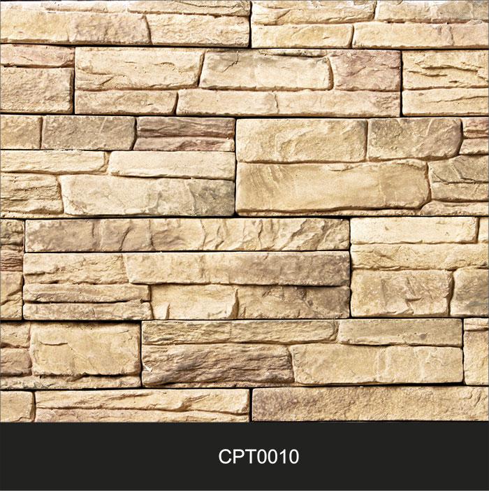 Papel de Parede Adesivo Lavável Pedra Canjiquinha Tijolo CPT0010  - Final Decor
