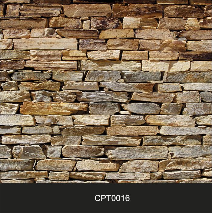 Papel de Parede Adesivo Lavável Pedra Canjiquinha Tijolo cpt0016  - Final Decor