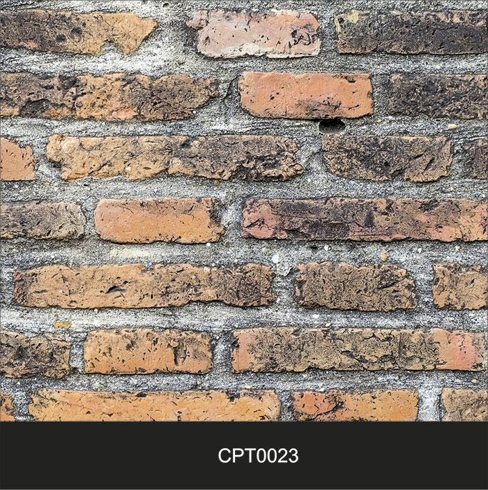 Papel de Parede Adesivo Lavável Pedra Canjiquinha Tijolo cpt0023  - Final Decor