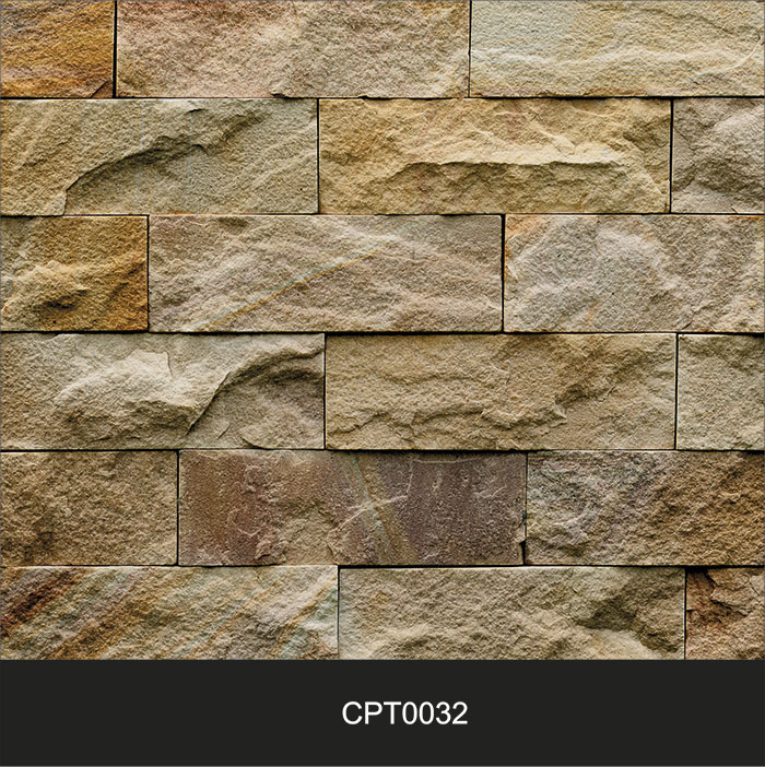 Papel de Parede Adesivo Lavável Pedra Canjiquinha Tijolo cpt0032  - Final Decor