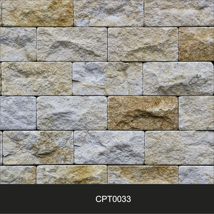 Papel de Parede Adesivo Lavável Pedra Canjiquinha Tijolo cpt0033  - Final Decor
