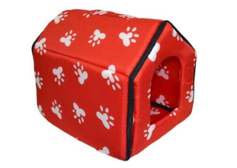 Casinha Para Cachorro Pet Casa Em Pano Lavável Tam M  - Final Decor