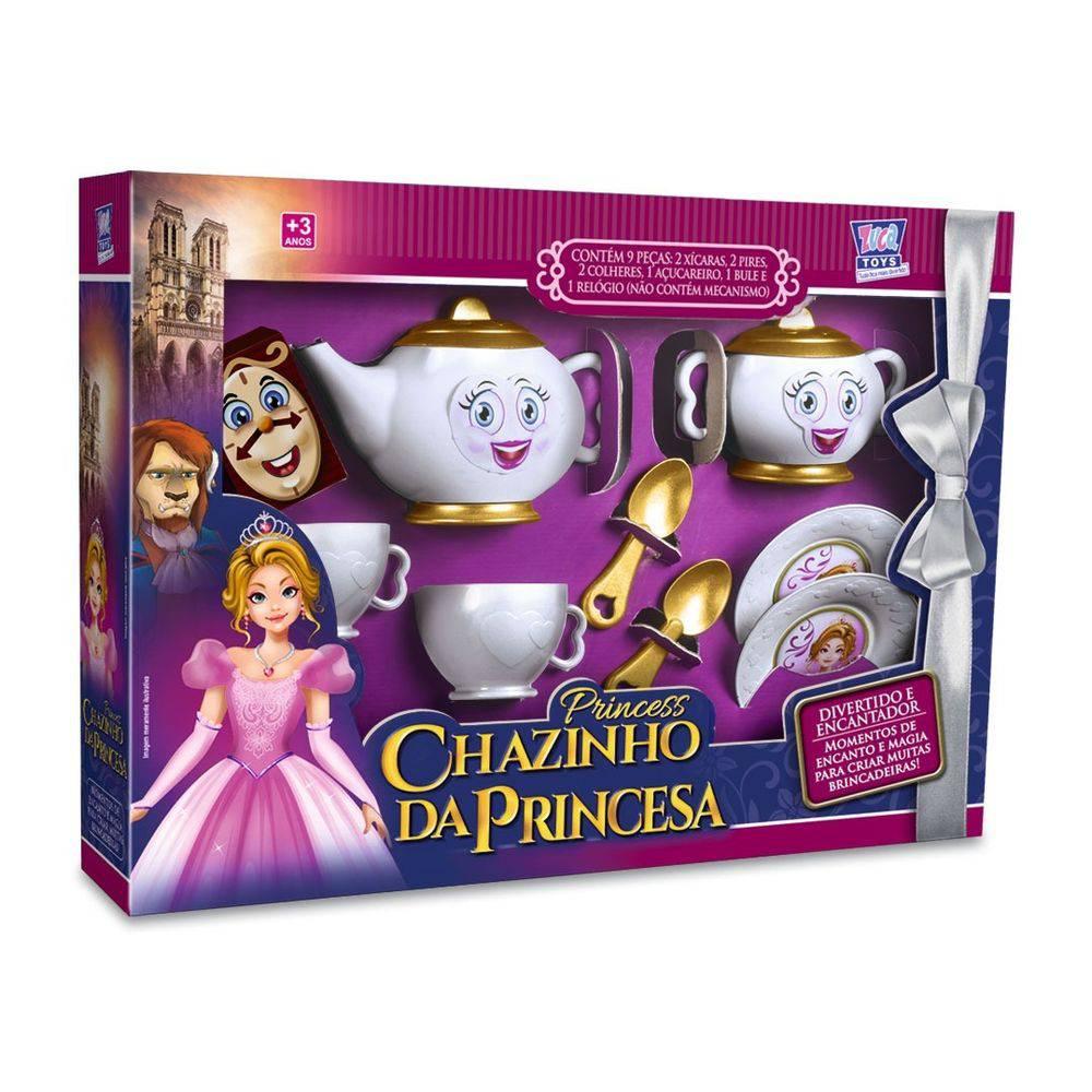 Chazinho Da Princesa Zuca Toys  - Final Decor