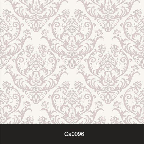 Papel de Parede Lavável Clássico Arabesco CA0096  - Final Decor