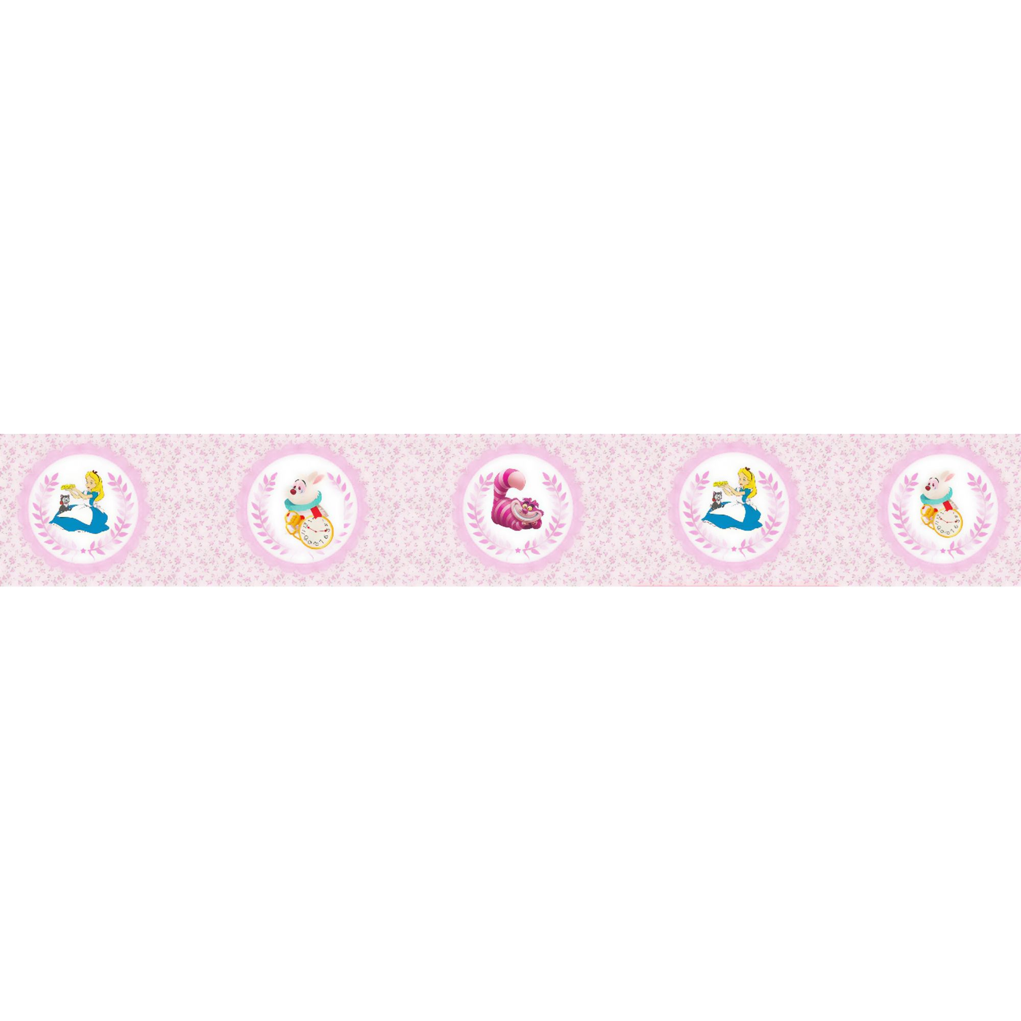 Faixa Decorativa Adesiva Alice no Pais das Maravilhas 2  - Final Decor