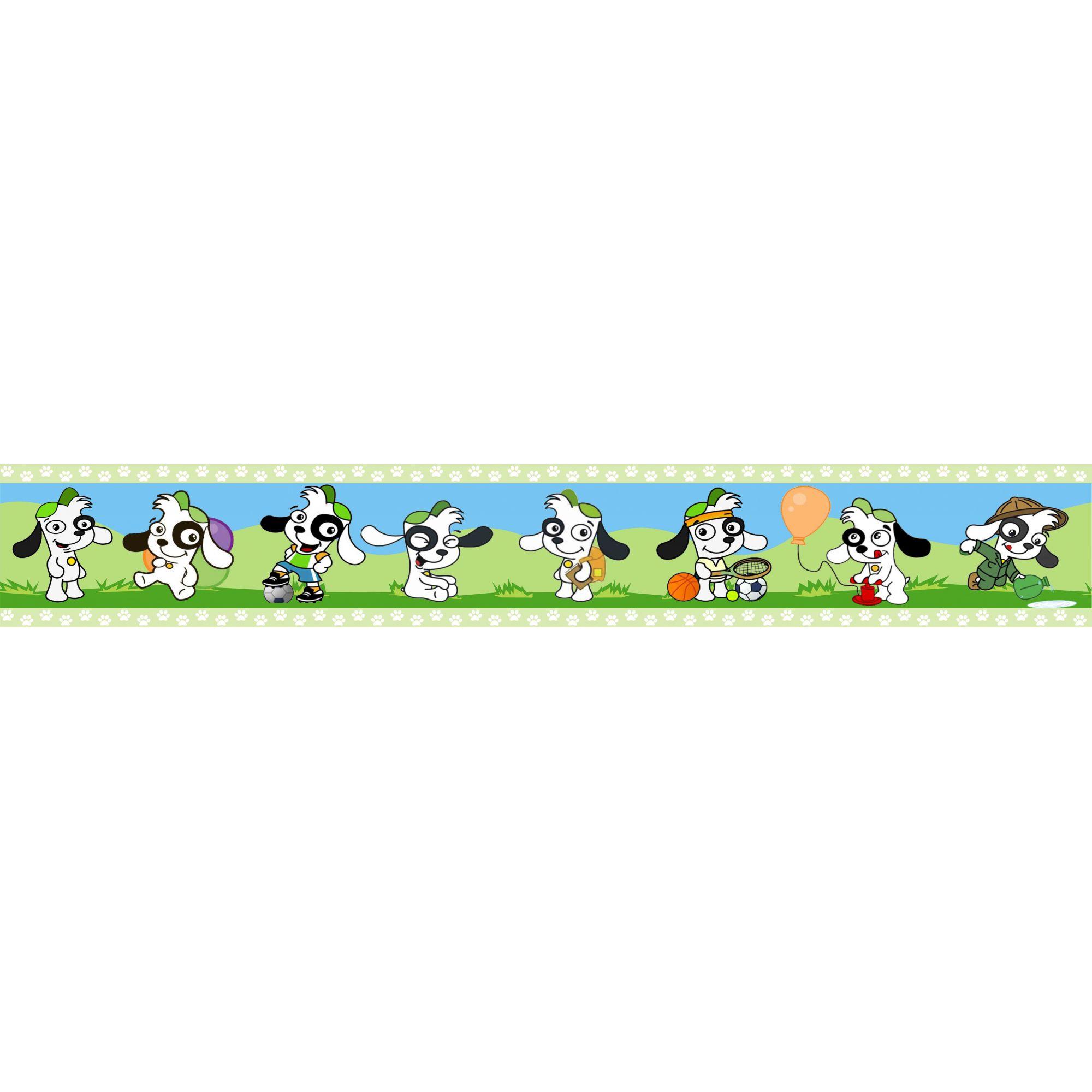 Faixa Decorativa Adesiva Snoopy 2  - Final Decor