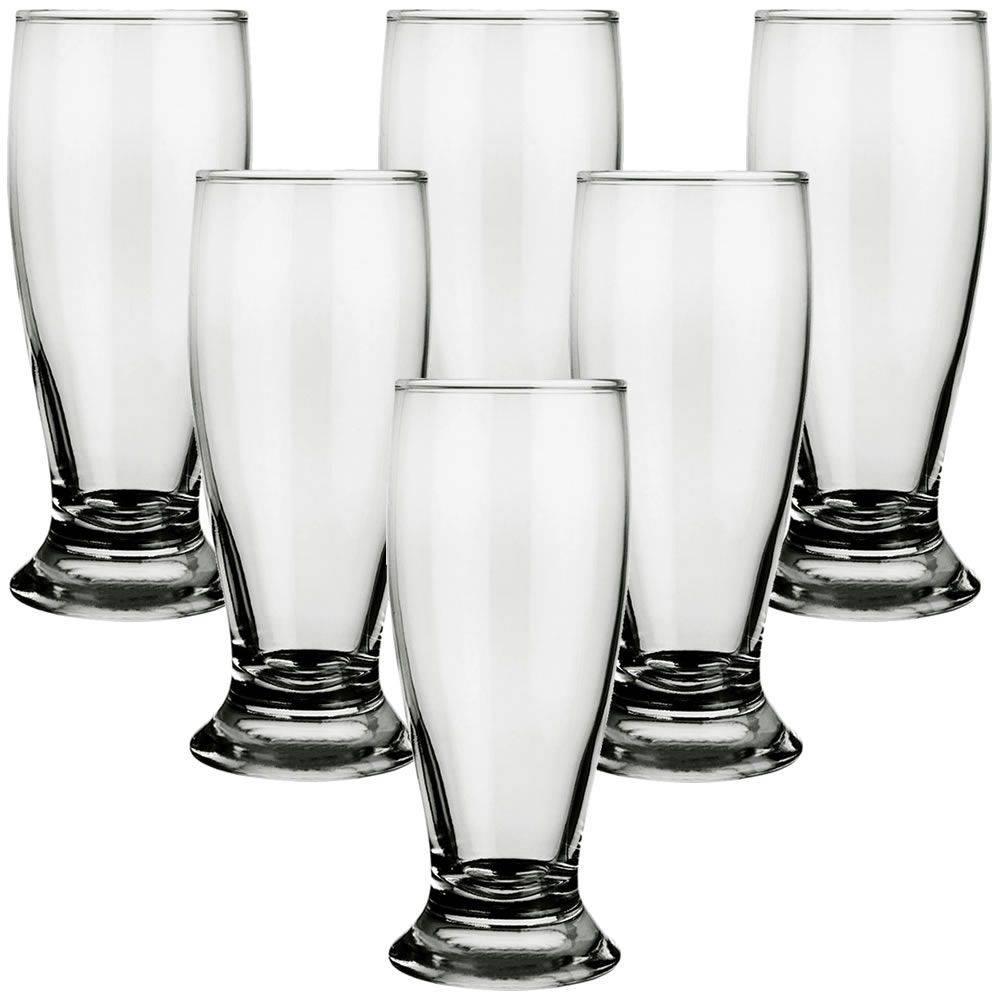 Kit para Churrasco Espetos, Garfo, Faca, Balde de cerveja Skol e 6 Copos Tulipa - 13 peças  - Final Decor