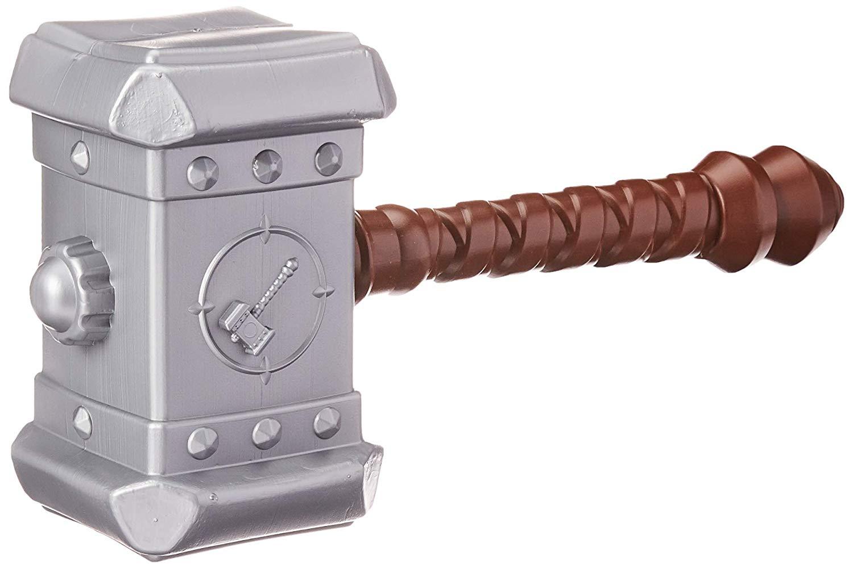 Martelo Thor Coleção Herói Trovão Final Decor Sua