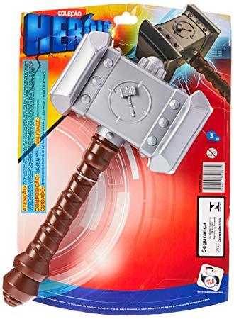 Martelo thor Coleção Herói Trovão  - Final Decor