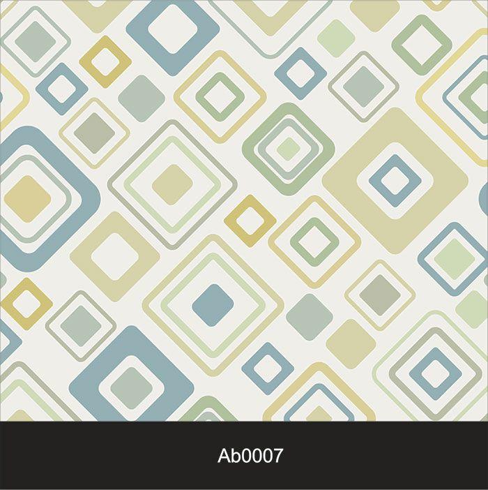 Papel de Parede Auto Adesivo Lavável Abstrato Losango AB0007  - Final Decor