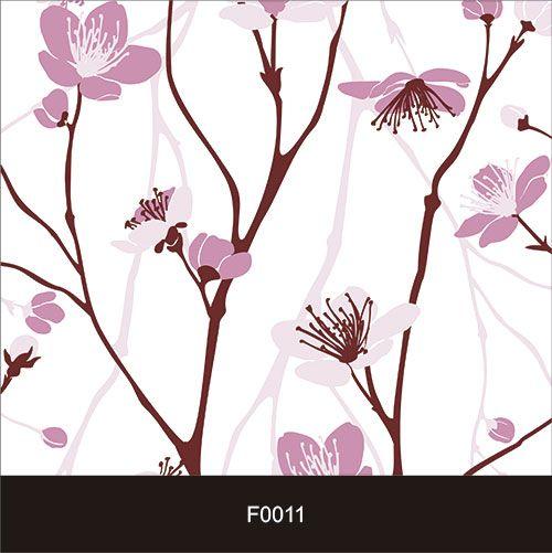 Papel de Parede Adesivo Lavável Floral Pétala Rosa F0011  - Final Decor