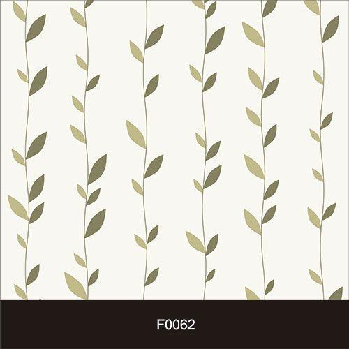Papel de Parede Adesivo Lavável f0062 Floral Bege  - Final Decor