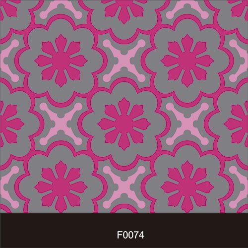 Papel de Parede Adesivo Lavável Floral Ilusion F0074  - Final Decor